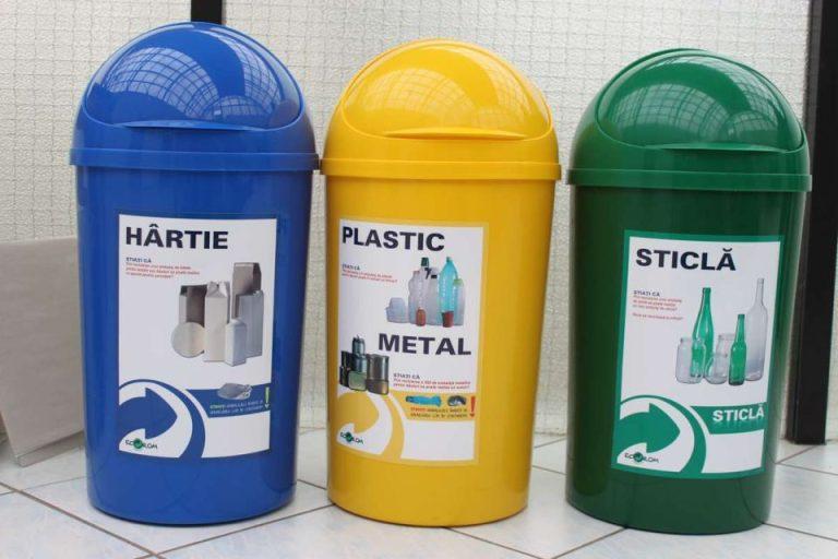 Singura zona a Bucurestiului unde oamenii sunt obligati sa selecteze gunoiul