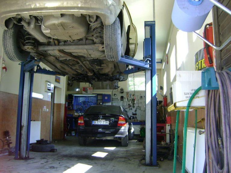 Service-urile auto din Bucuresti sunt pline de amatori pusi pe furat! Vezi ce au descoperit inspectorii RAR!