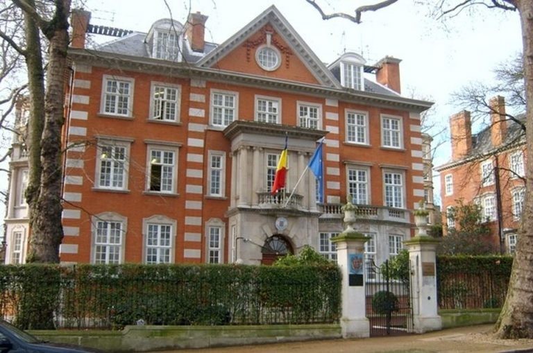 Masuri de urgenta la Ambasada Marii Britanii din Bucuresti!