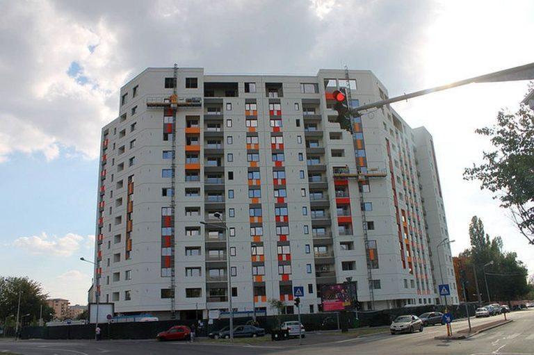 Pretul locuintelor in Bucuresti a ajuns la 1333 de euro pe metrul patrat