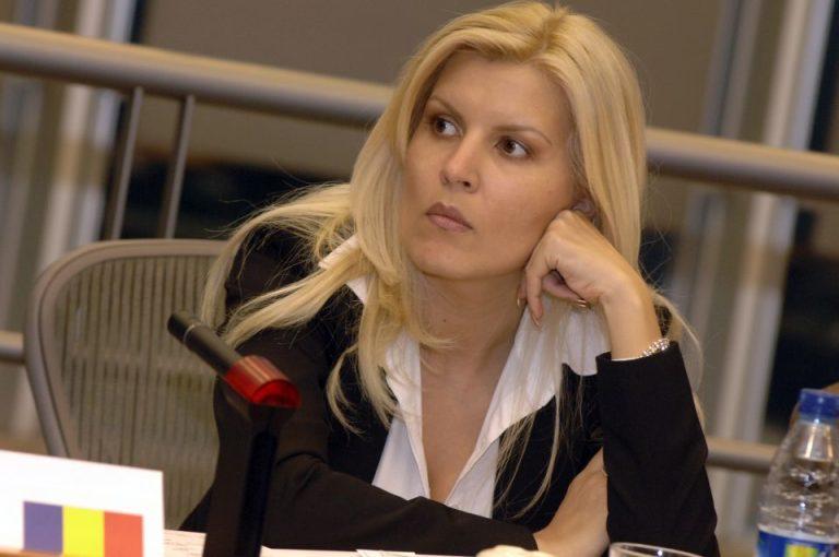 Sentinta SOC: Elena Udrea condamnata la 6 ani de INCHISOARE CU EXECUTARE!