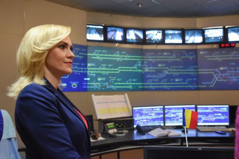Gabriela Firea inaugureaza nou sistem de management al traficului. Cand vom vedea rezultatele pe strazi?