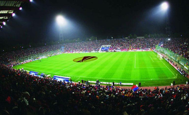 Stadion de zeci de milioane de euro pentru o echipa de Liga a IV-a. FCSB are interzis in Ghencea