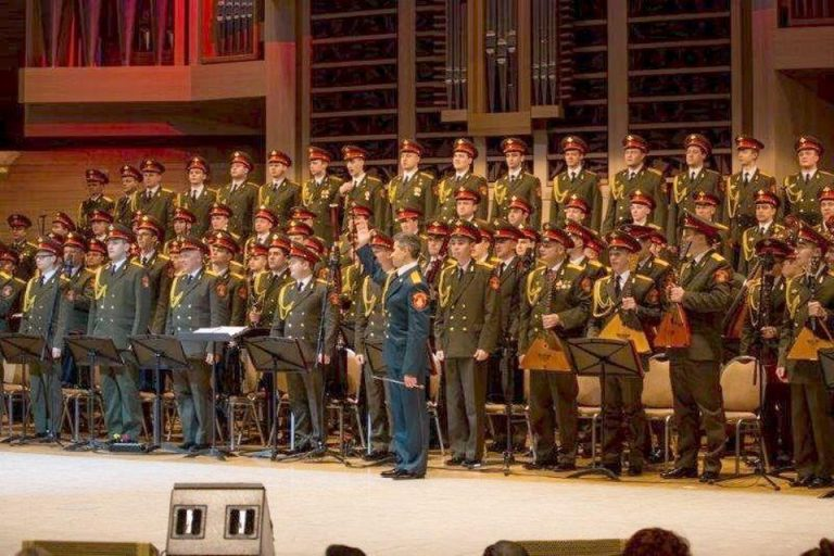 Corul Armatei Rosii concerteaza la Bucuresti! Revenire dupa TRAGEDIA de anul trecut!