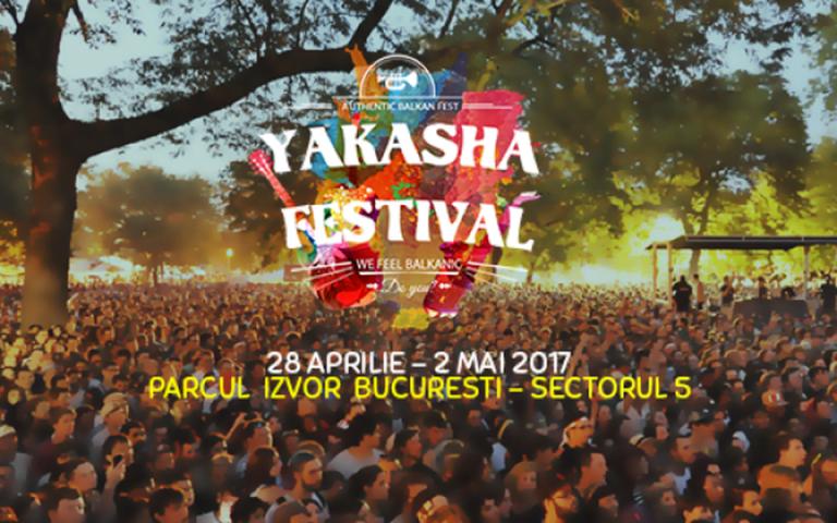 Cine nu pleaca din Bucuresti de 1 mai e invitat in Parcul Izvor la un festival pe ritmuri balcanice!
