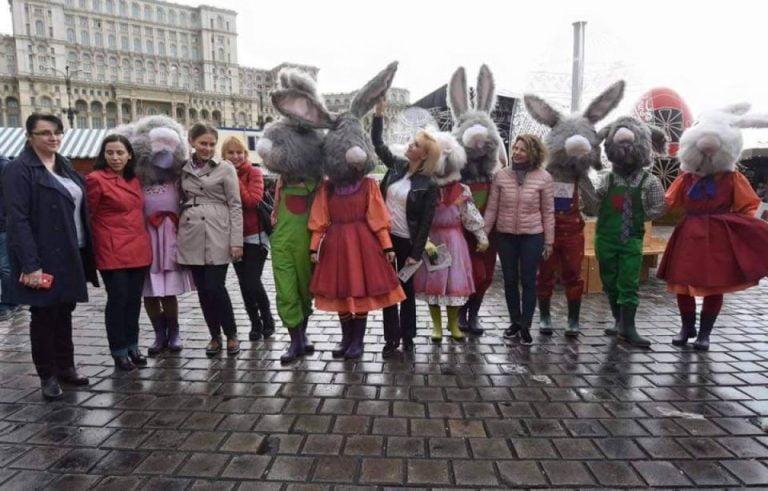 Primaria Capitalei a suplimentat bugetul pentru Targul de Craciun cu inca 1,4 milioane. Vom avea girafe, magarusi, elefanti…
