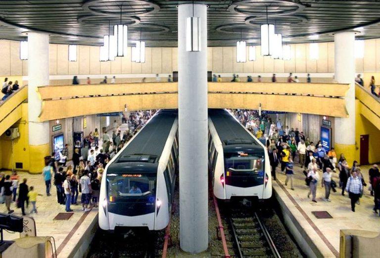Organizatiile studentesti din Bucuresti cer Metrorex sa lase metroul sa circule si noaptea! In majoritatea capitalelor lumii se intampla asta!