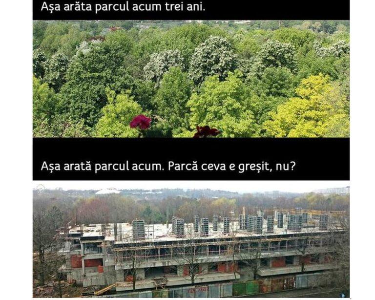 Tribunalul Bucuresti ANULEAZA constructia unui cartier de blocuri, pe 2 hectare din Parcul Tineretului!