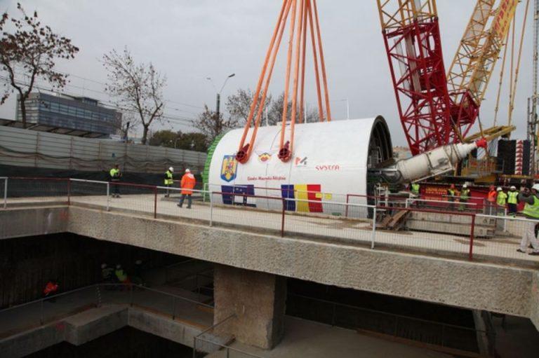 Ministrul transporturilor: Magistrala 6 de metrou, pana in Otopeni, cu siguranta va fi gata pana in 2020!
