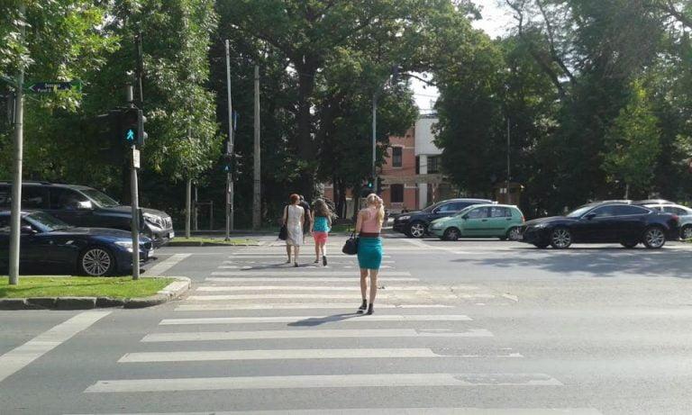 Primaria Capitalei organizeaza licitatie de 31 de milioane de euro pentru refacerea marcajelor rutiere in Bucuresti!