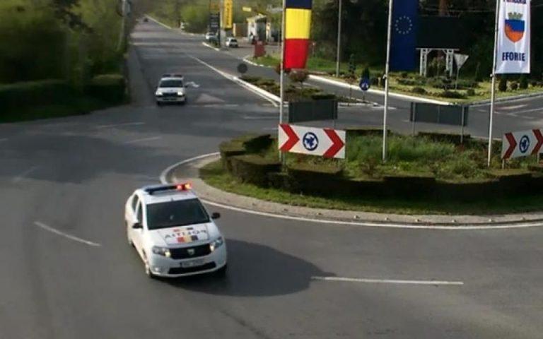 VIDEO – Au aparut filmarile cu soferul din Bucuresti oprit cu focuri de arma la mare, dupa o urmarire cu Politia!