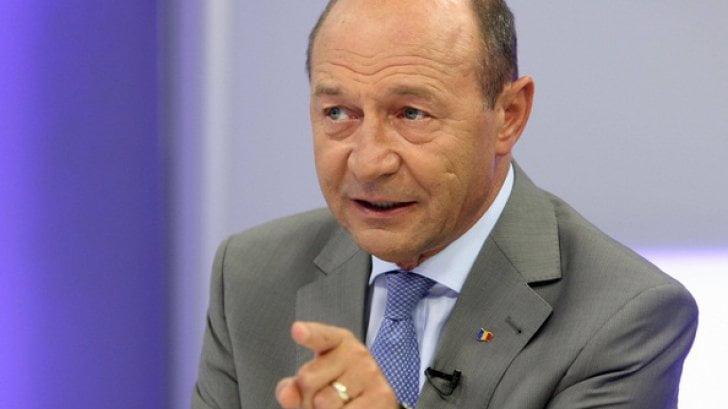 Basescu despre alegerile pentru primaria Capitalei: Sper să reuşească o alianţă USR, cu PNL si PMP