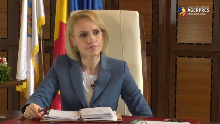 Gabriela Firea si-a actualizat declaratia de avere. Cati bani are primarul Bucurestiului?
