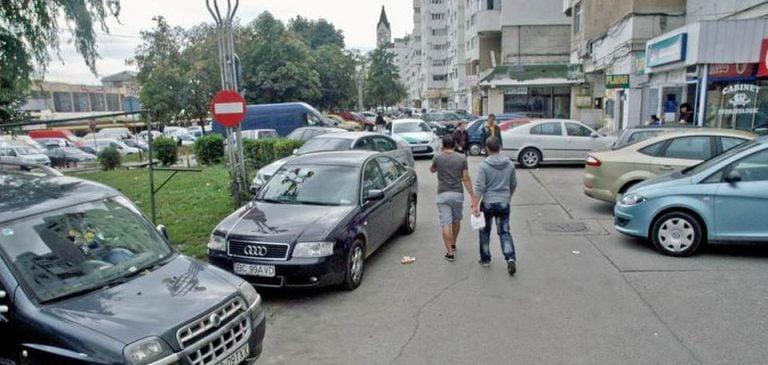 Hotarare noua in Bucuresti: Amenda pana la 1000 de lei daca parchezi pe locul altcuiva!