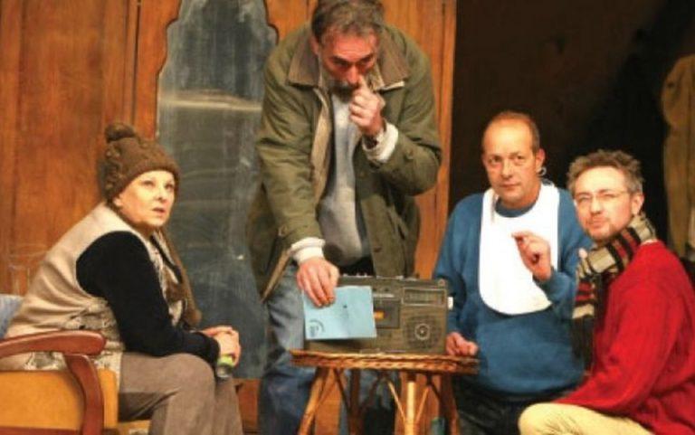 Actorul si regizorul Alexandru Darie, managerul Teatrului Bulandra, internat in stare grava