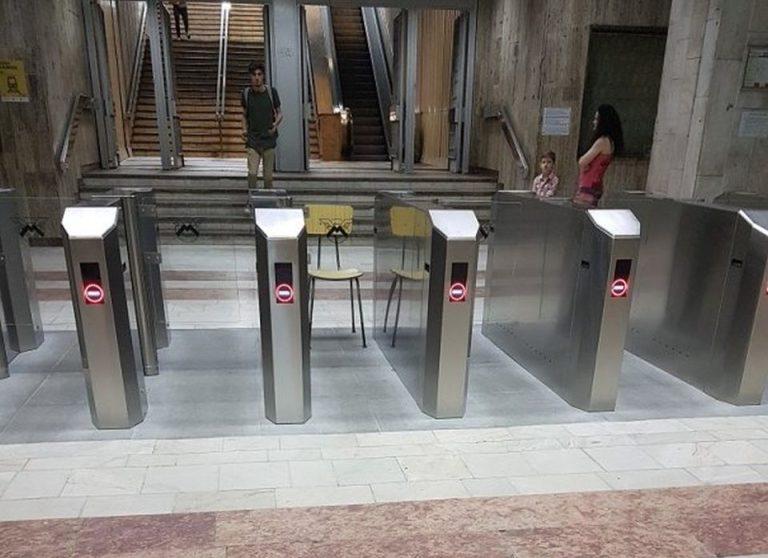 Metrorex introduce plata contactless cu cardul la metrou