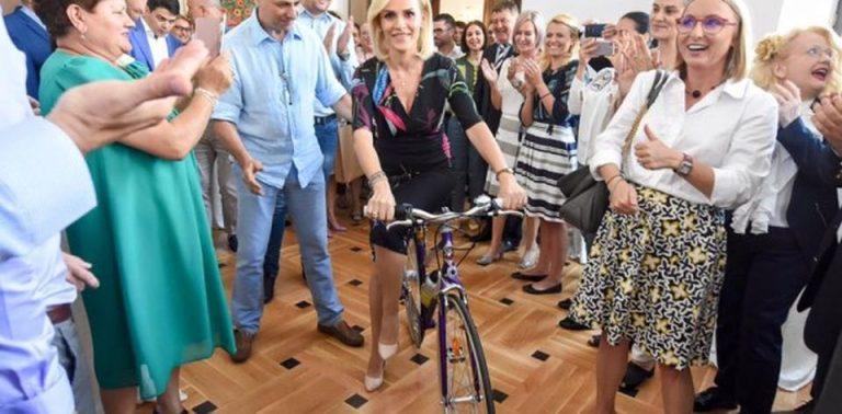 Mii de biciclisti asteptati sambata la un mars impotriva primarului general: Firea, fa ceva!