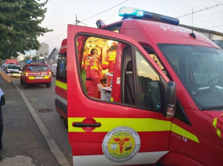 Explozie majora in Aparatorii Patriei! 4 persoane au fost ranite