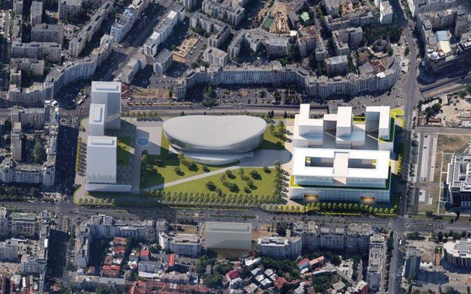 SURSA FOTO: lector doctor arhitect Radu-Petre Năstase, ilustrare 3D©Atelier Vitec