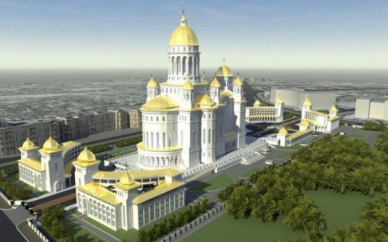 Patriarhul Daniel anunta ca lucrarile la Catedrala Mantuirii Neamului se apropie de final! Inaugurarea a fost deja programata anul acesta!