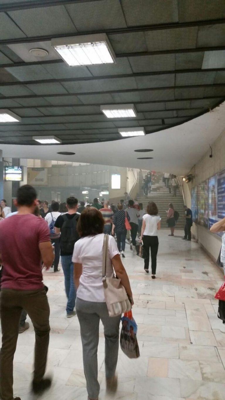 Veste buna: Accesul la statia de metrou obor dinspre Piata Iancului a fost redeschis