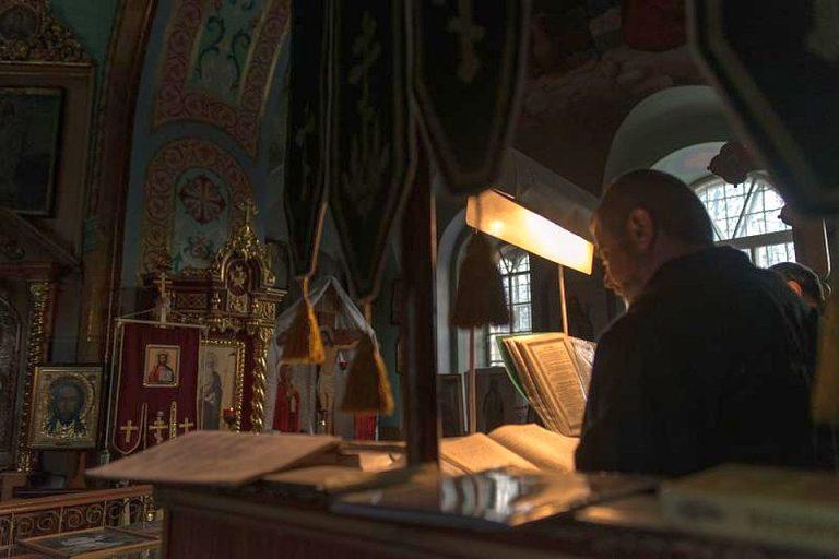 Spargere la o biserica din Bucuresti chiar in noaptea de Revelion