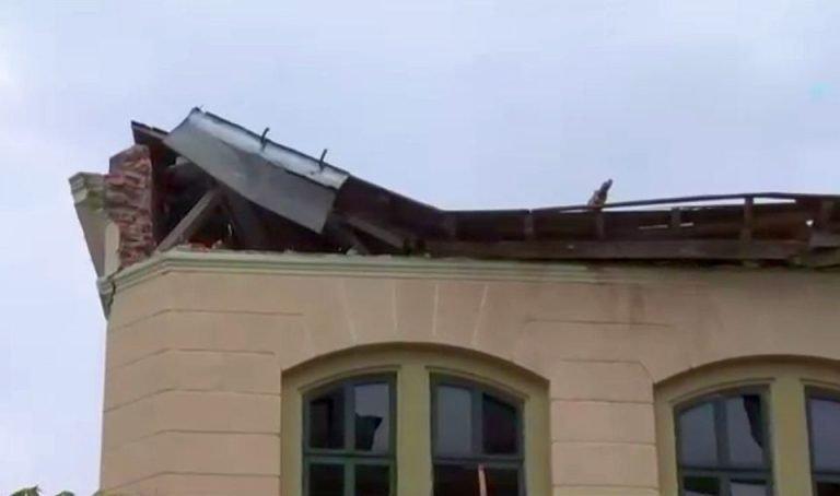 Reactia primarului din Sectorul 5 dupa o bucata din acoperisul fostei fabrici de bere din Rahova s-a prabusit in aceasta dimineata
