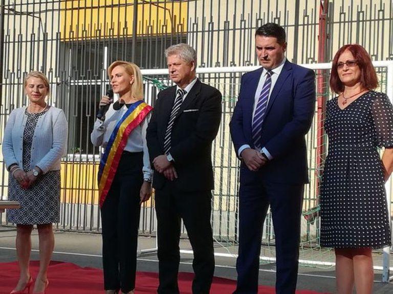 Gabriela Firea a anuntat la deschiderea anului scolar ca va infiinta o ferma in Sectorul 1!
