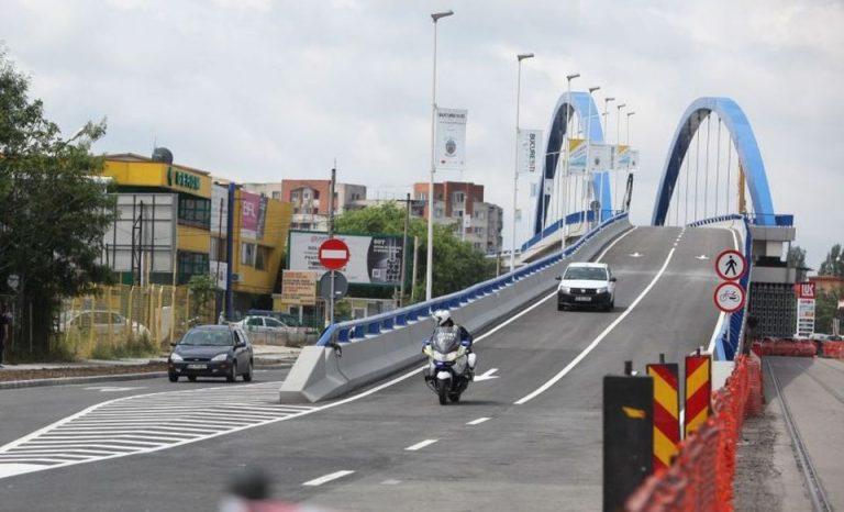 Limita de viteza pe Splaiul Unirii a crescut la 70 km/h!