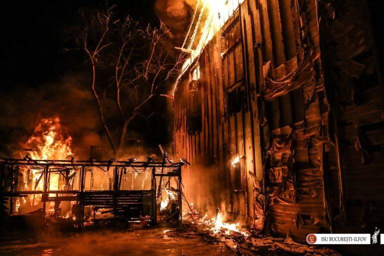 Marturiile primilor pompieri ajuns la incendiul de la caminul de batrani: Oamenii erau legati de paturi si strigau disperati ca vedeau flacarile!
