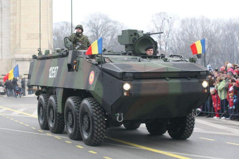Premierele paradei militare de 1 Decembrie din Bucuresti