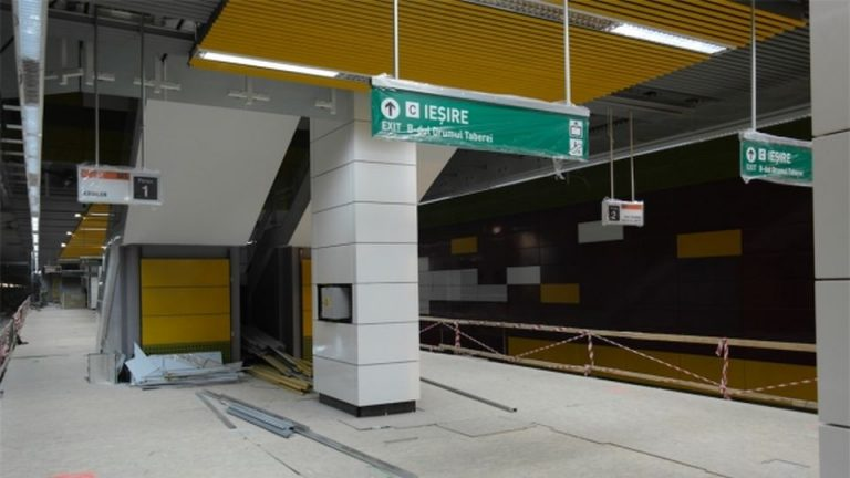 Devine tot mai clar ca ne-au mai mintit un an! Metroul din Drumul Taberei este departe de finalizare!