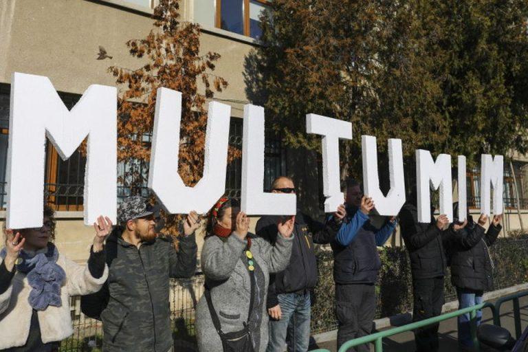 """Bucurestenii au """"Multumit"""" public Parchetului Militar dupa ancheta deschisa in cazul jandarmului bataus!"""