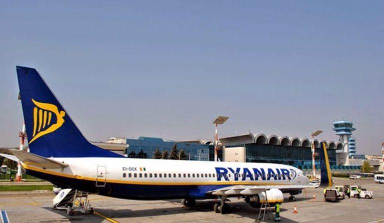 Un avion Ryanair a ratat decolarea pe Aeroportul Otopeni