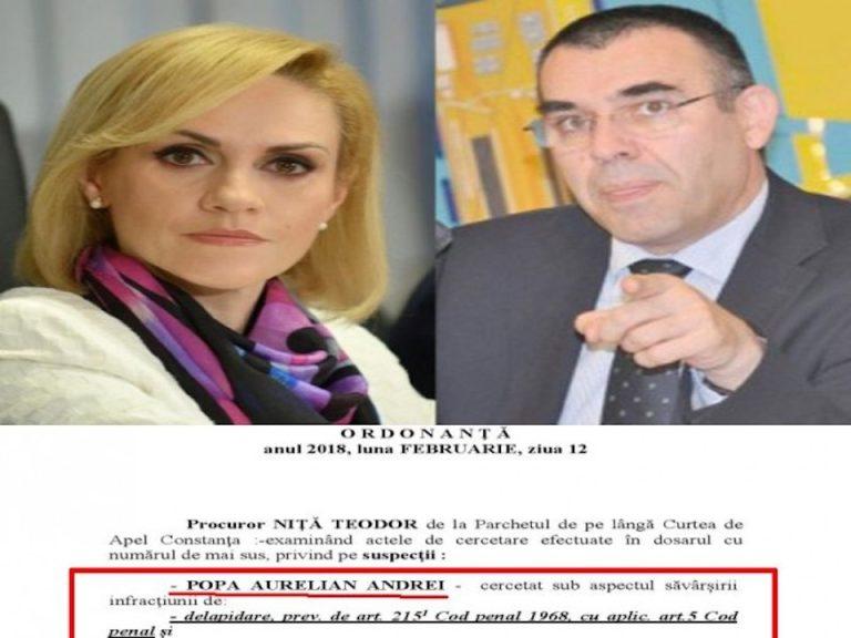 """Omul pus de Gabriela Firea sef peste """"Lacuri si Parcuri"""" este anchetat de procurori pentru delapidare din fonduri europene!"""
