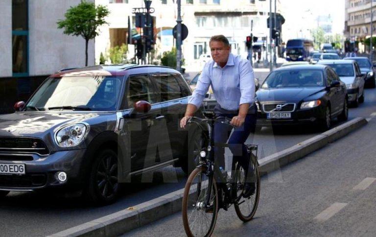 Presedintele Iohannis da startul campaniei nationale de impadurire