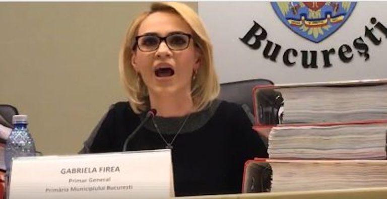 Gabriela Firea da vina pe PNL pentru avariile tot mai dese de la RADET