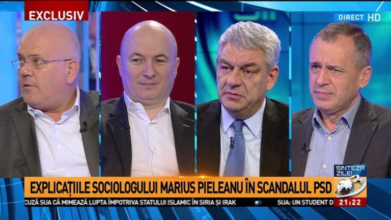Cat au mai plătit primarii PSD din bani publici pentru sondajele fabuloase ale lui Pieleanu?