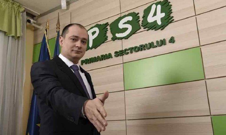 Tudor Baluta, primarul Sectorului 4, isi plateste aparitiile la Antena 3 din bani publici