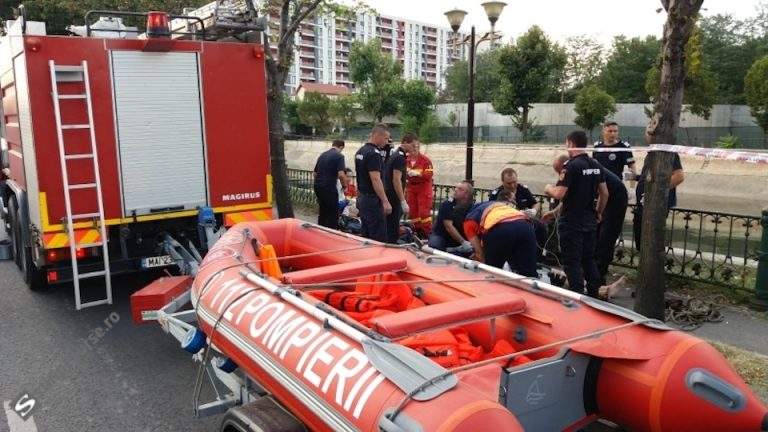 Un mort si doi raniti in Bucuresti dupa un incident grav pe Dambovita