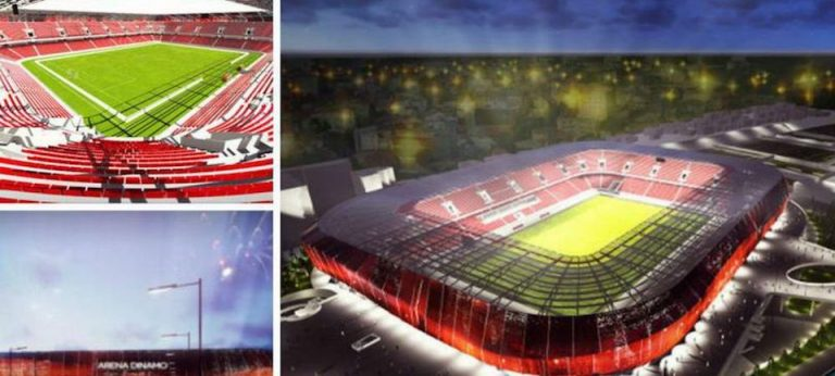Ramanem cu pozele! Dazastru in managementul stadioanelor pentru Euro 2020