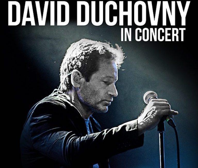 Faimosul actor David Duchovny va concerta la Bucuresti. Biletele incep de la 90 de lei!