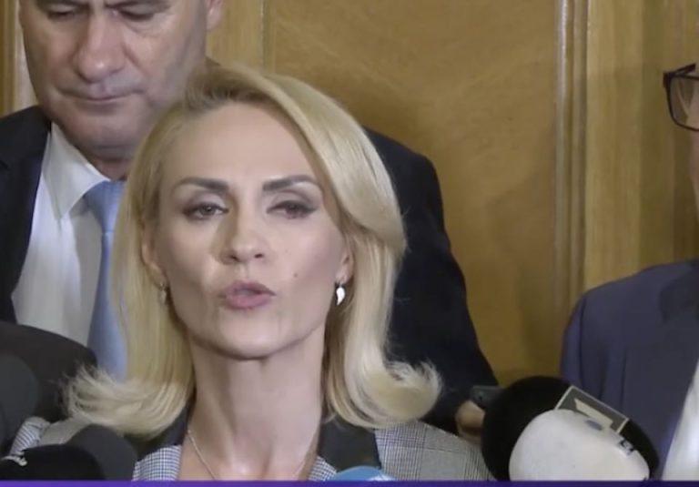 Gabriela Firea imprumuta Bucurestiul cu jumatate de miliard de lei, desi are buget de peste 2 miliarde de euro! Pe ce se duc banii?