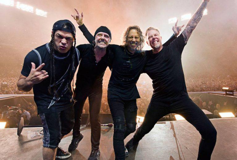 Biletele pentru concertul Metallica de pe Arena Nationala s-au pus in vanzare. Preturile incep de la 235 de lei
