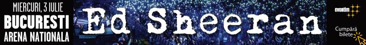 bilete Ed Sheeran