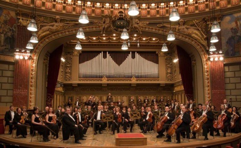 """Primaria are bani pentru tot felul de trupe, dar nu si pentru Filarmonica """"G. Enescu"""". """"Suntem la nivelul unei orchestre de provincie"""""""