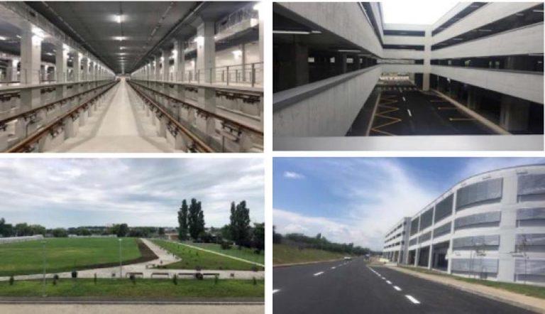 Metrorex pregateste deschiderea parcarii uriase de la Straulesti: Un leu ora!