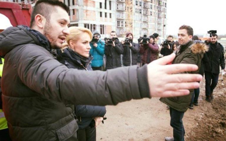 Pentru ca a rezolvat toate problemele Bucurestiului, Firea se ocupa de problemele partidelor de stanga din Romania
