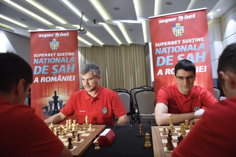 Echipa nationala de sah a Romaniei are un nou sponsor