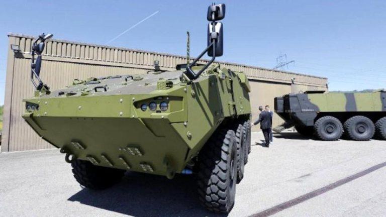 FOTO-Intarzieri majore la uzina din Bucuresti care ar trebui sa contruiasca noile transportoare blindate pentru Armata